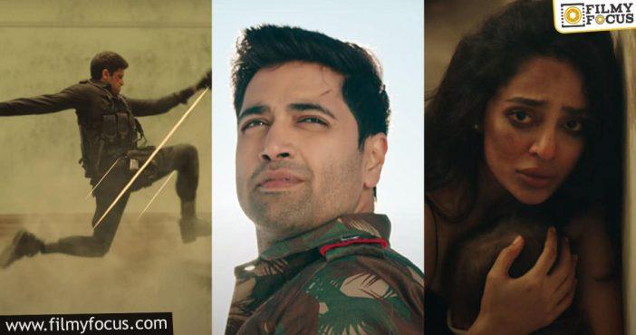 Major Teaser Talk A Brilliantly Crafted Biopic On Sandeep Unnikrishnan