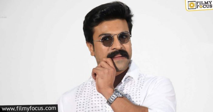 Mega Fans In Tension; Shankar Gives The Much Needed Clarification