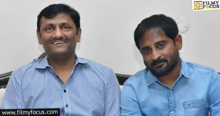 Mythri Movie Makers' Huge Budget For Prabhas's Film