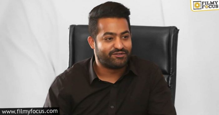 Ntr's Next Becomes A Hot Topic; Here's Why