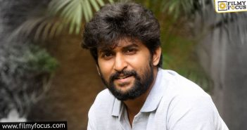 Nani Reveals An Interesting Aspect About Tuck Jagadish