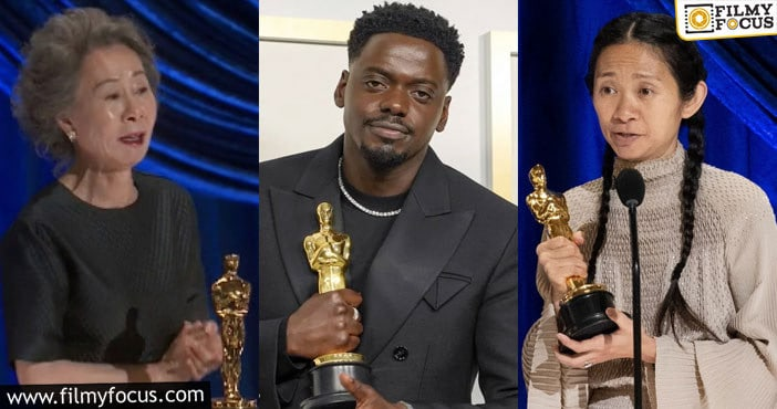 Oscar 2021 Complete Winners List Of 93rd Academy Awards Is Here