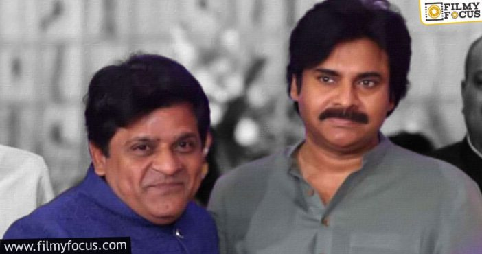 Pawan Kalyan And Ali Joins Hands Very Soon