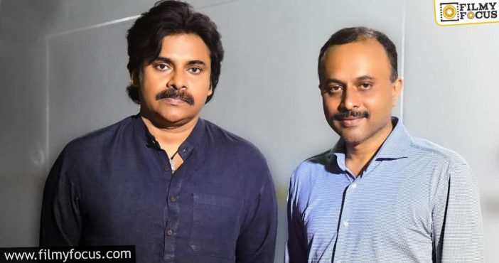 Pawan Kalyan Joins Hands With People Media Factory To Produce Films