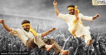 Rrr Ugadi Poster Has Blockbuster Feels