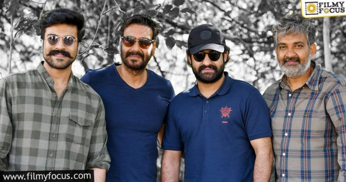 Rrr Shooting Stalled; Speculations Rife On The Release Date