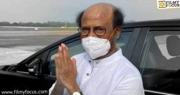 Rajinikanth Starts Fresh Schedule Of Annaatthe In Hyderabad