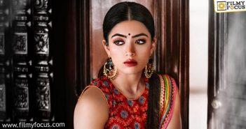Rashmika To Celebrate Her Birthday On Movie Sets