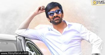 Ravi Teja To Work With A Debutante!
