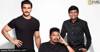 Shankar's Next With Ranveer Singh Announced; What About Ram Charan's Project