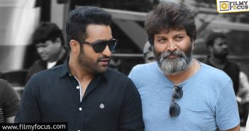 Shocking Buzz Behind The Shelving Of Ntr Trivikram's Project