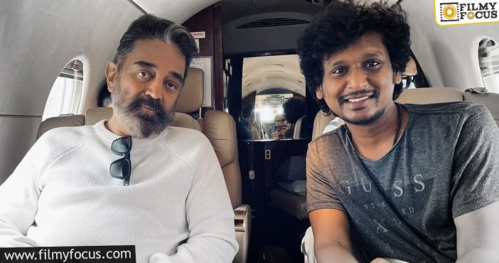 Soon After The General Elections, Kamal Haasan Commences The Shooting For Vikram