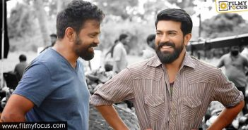 Sukumar Keen To Work With Ram Charan Again