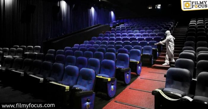 Tamil Nadu Limits The Theatre Occupancy To 50 Percent; What About Telugu States