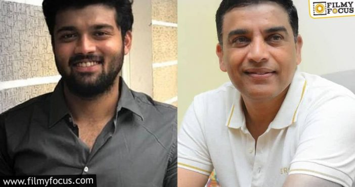 Top Technical Team On Board For Dil Raju's Nephew's Film