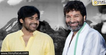 Trivikram To Work On His Shelved Project With Pawan Kalyan