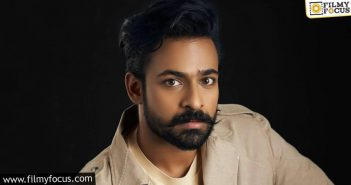 Vaishnav Tej Signs Two More Projects; Deets Inside