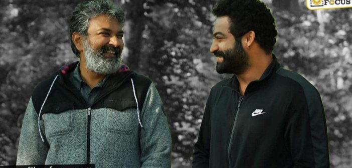 When Rajamouli had to shoot NTR's action sequence thrice…