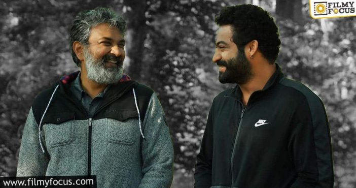 When Rajamouli Had To Shoot Ntr's Action Sequence Thrice