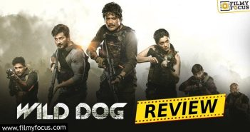 Wild Dog Movie Review And Rating English