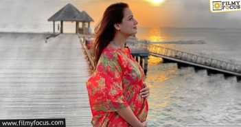 Wild Dog Actress Dia Mirza Announces Her Pregnancy