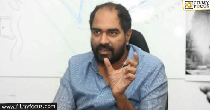 Will Krish's Strategy Work For Vaishnav Tej's Film