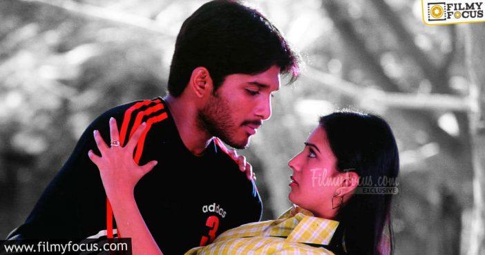 17 Years For Arya; Allu Arjun Recollects Memories