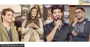 Agrajeeta Movie Press Meet Held In Australia
