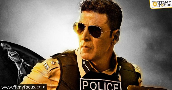Akshay Kumar's Sooryavanshi Aims At This Release Date