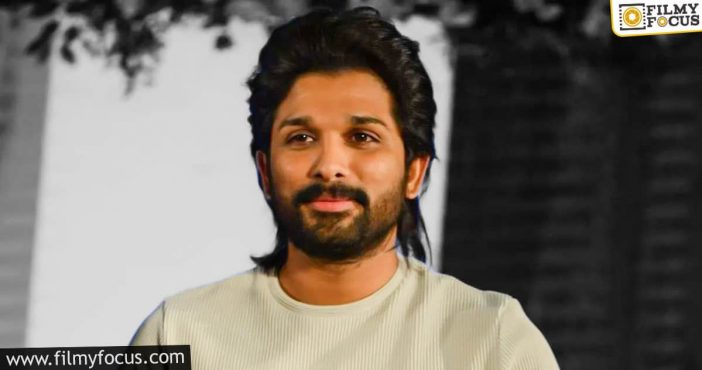 Allu Arjun To Join Forces With This Nationwide Popular Director