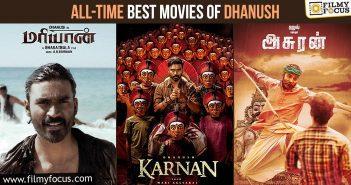 Best Movies Of Dhanush