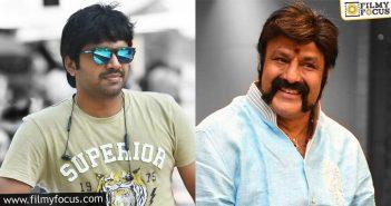 Big Buzz Balayya Anil Ravipudi's Project Is A Multi Starrer