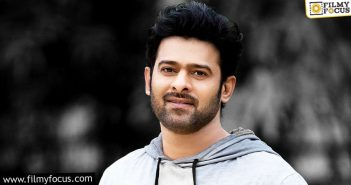 Big Buzz Prabhas To Join Forces With This Action Director