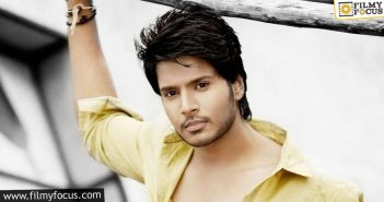Birthday Special Sundeep Kishan Announces A New Film