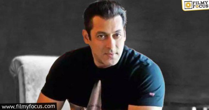 Bollywood Catchy Title For Salman Khan's Next