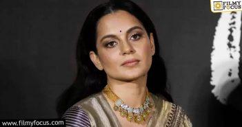 Bollywood Actress Kangana Ranaut Tests Positive For Covid 19