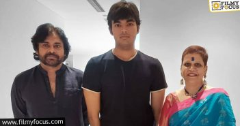 breaking pawan to take music classes along with his son akira