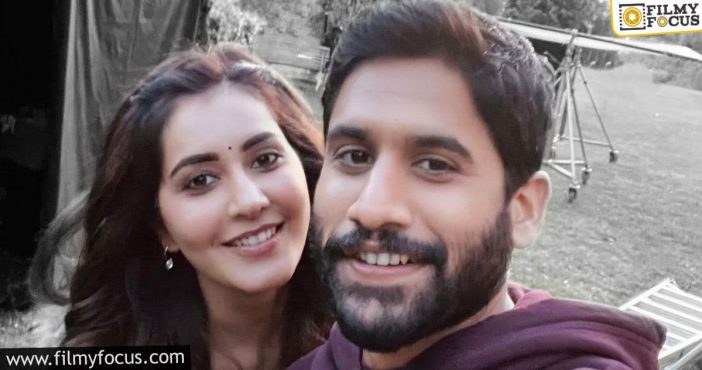 Chay Raashi Khanna's Thank You Wraps Up Italy Schedule