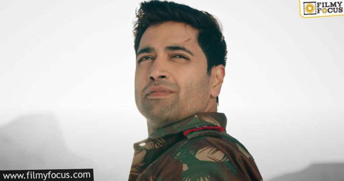 Covid Crisis Adivi Sesh's Major Gets Postponed