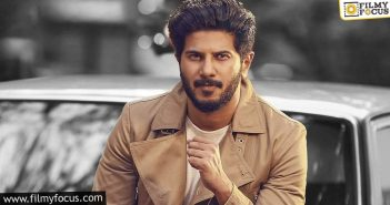 Dulquer Salman Signs A Film With This Acclaimed Director