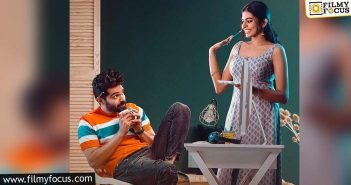 enticing melody 'kannulu chedire..' from 'www' movie released by young hero adivi sesh