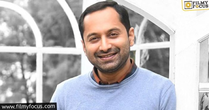 Fahadh Faasil Collaborates With His Father After 18 Years; Deets Inside
