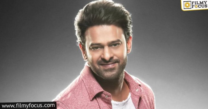 Fans Eager To See Pre Baahubali Prabhas