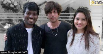 Here's An Update On Atlee Shah Rukh Khan's Film
