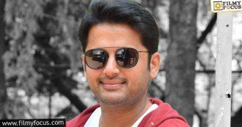 Here's An Update On Nithiin Vakkantham Vamsi's Movie