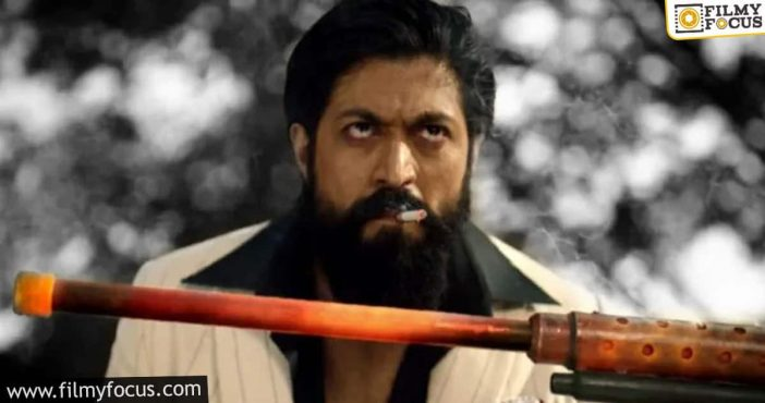 Kgf Chapter 2 Makers Looking At These Two Options