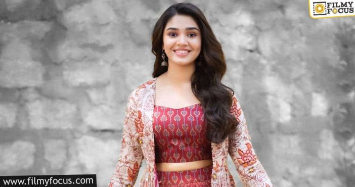 Krithi Shetty Rejects Yet Another Offer