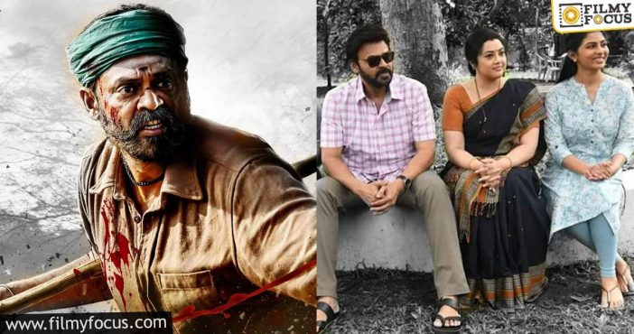 Narappa Or Drushyam 2 Which Is A Safe Bet For The Make