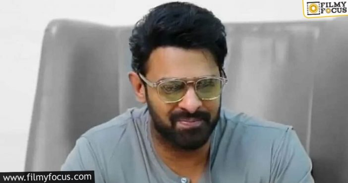 Prabhas's Most Burning Question Still Remains Unanswered!