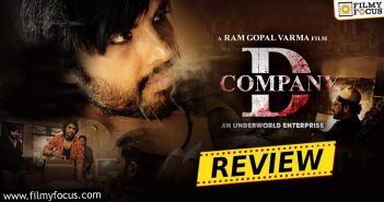 Rgv D Company Movie Review And Review Eng